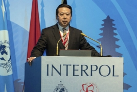 Chinese head of Interpol goes missing