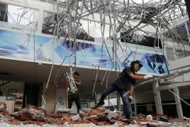Ինդոնեզիայում երկրաշարժի զոհերի թիվը գերազանցել է 1600-ը