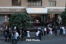 Mayrig restaurant of Armenian cuisine opens in Yerevan