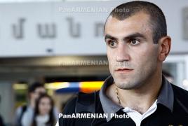 Yura Movsisyan invited to Armenia national squad
