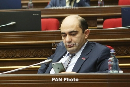 Armenia can't overcome crisis without elections, MP tells PACE