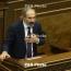 Пашинян назвал сроки своей отставки и парламентских выборов