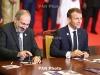 Armenian PM, French President cancel stamp honoring Aznavour