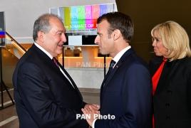 ՀՀ նախագահը զրուցել է Ֆրանկոֆոնիայի գագաթնաժողովի մասնակից պետությունների ղեկավարների հետ