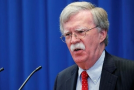"Bolton to visit Armenia ""to advance American interests"""