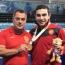 Армянский тяжелоатлет завоевал золото на летних юношеских Олимпийских играх