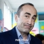 Кочарян - Bloomberg: Сейчас не ставлю цели вернуться на руководящий пост в политике
