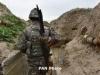 Week in front line: about 1000 shootings towards Armenian soldiers