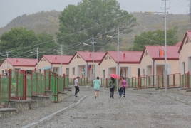 """District named """"Sidney"""" to be built in Artsakh's Qaravajar city by funds of Australian-Armenians"""