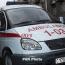 Չինաստանի նվիրաբերած շտապ օգնության 200 մեքենայից 65-ը ռեանիմոբիլ է
