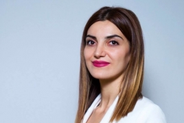 Diana Gasparyan- first female mayor in Armenia