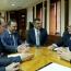 Tonoyan presented security environment around Armenia to Giuliani