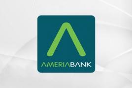 Ameriabank wins 2 prizes at NASDAQ OMX Best Member Awards