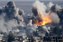 U.S.-led coalition denies civilian casualties in Deir ez-Zor strike