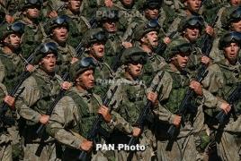 Russian military starts patrolling Israeli-Syrian border