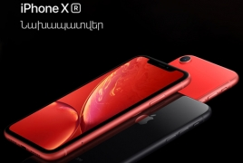VivaCell-MTS: iPhone XR smartphones available for preorder
