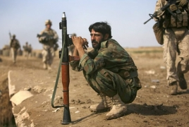 Suicide attack in Afghanistan leaves 5 police officers dead