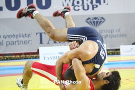 Armenian wrestlers win two bronze medals at World Championships