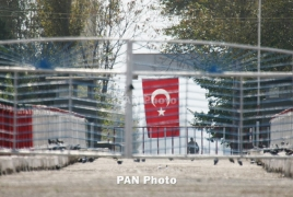 Afghan citizen attempted to cross Turkish border to Armenia