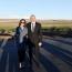 Алиев продолжает ходить по земле со своим «личным асфальтом»: На этот раз его уложили в агропарке