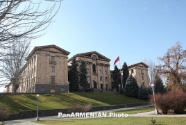 National Assembly to discuss Armenia PM election on November 1