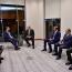 Президент Армении обсудил с генсеком ОБСЕ деятельность организации