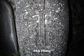 Zoomin.TV: 10th century gravestones tucked away in Armenia