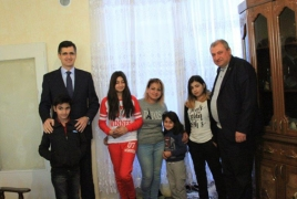 VivaCell-MTS helps socially vulnerable families get decent homes