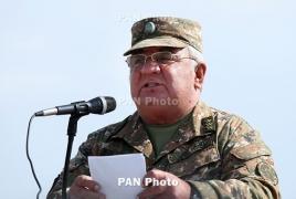 Хачатуров освобожден от должности генсека ОДКБ