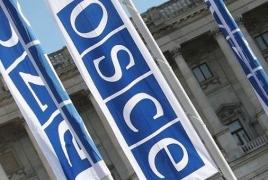 OSCE envoys learn more about Armenian, Azeri Presidents' meeting