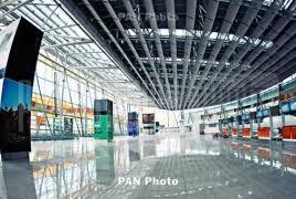 Пассажиропоток в аэропортах Армении в октябре увеличился на 14.2%