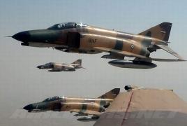 Iran air defense forces holding massive drills
