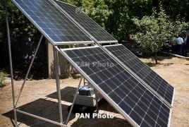 Արևային վահանակների արտադրությունն աճել է  10.2 անգամ