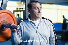 В связи со смертью тяжелоатлета Юрия Варданяна создана правительственная комиссия