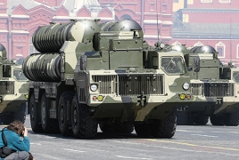Russian experts reconfigure S-300 systems in Syria
