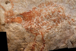 World's earliest figurative art piece found in Indonesia