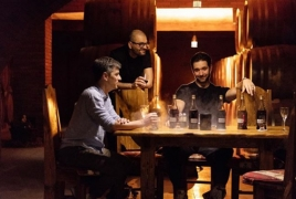 Алексис Оганян представит «секретный армянский проект»