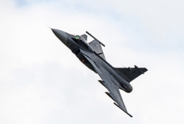 Armenia could purchase Swedish multirole fighter aircraft