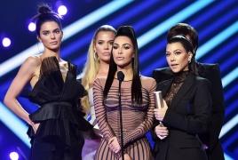 Kim Karashian speaks horrors of wildfire at People's Choice Award