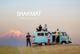 Alexis Ohanian launches new Armenian brandy Shakmat