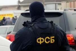 Russian FSB suspects Azerbaijani journalist of espionage