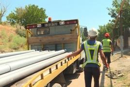 Armenian village joins settlements using energy-saving technologies