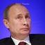 Putin asked to walk through metal detector in Singapore