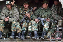 Syrian army unleashes new attack against Islamic State