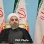 Rouhani says Iran not succumbing to U.S.
