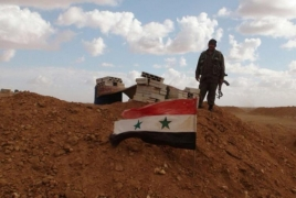 Syrian army on high alert after militant attack kills 23 soldiers