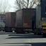 Верхний Ларс открыт, но с российской стороны застряли около 500 грузовиков