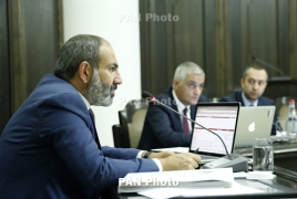 Pashinyan: Armenian authorities have honored all their pledges