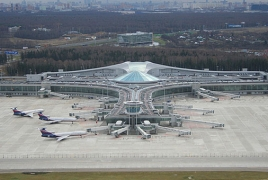 Plane runs over Armenian man during takeoff at Moscow airport