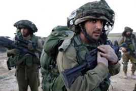 Israeli forces reportedly enter Lebanon from Golan Heights